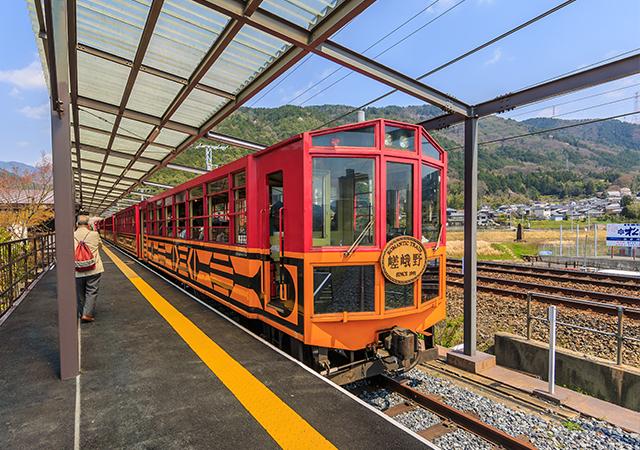 龜岡小火車