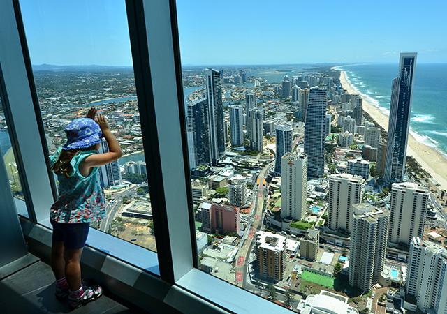 Q1大廈SkyPoint觀景台Obs. Deck