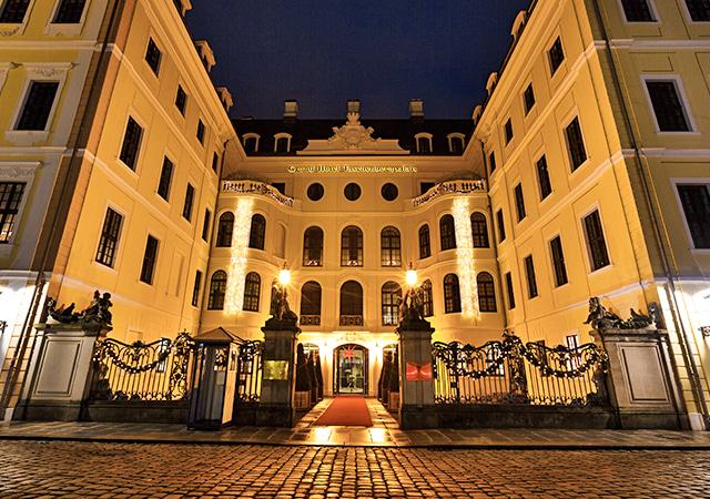 塔森伯格宮凱賓斯基Hotel Taschenbergpalais Kempinski Dresden
