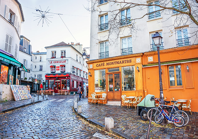 蒙馬特Montmartre
