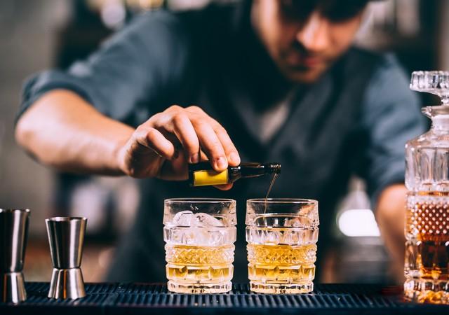 威士忌調酒體驗